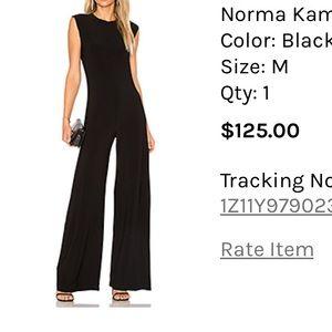 Norma Kamari Sleeveless Jumpsuit
